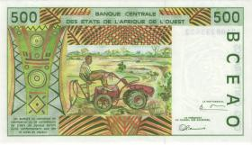 West-Afr.Staaten/West African States P.710Kh 500 Francs 1997 (1)