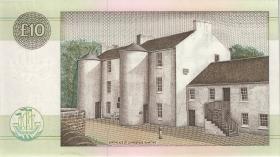 Schottland / Scotland, Bank of Scotland P.214 10 Pounds Sterling 1990 (1)