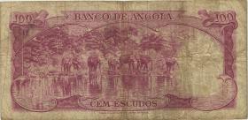 Angola P.094 100 Escudos 1962 (4)