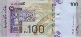 Malaysia P.44c 100 Ringgit (1999) (1)