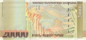 Armenien / Armenia P.53 20000 Dram 2009 (1)