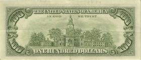 USA / United States P.479 100 Dollars 1985 (3/2)