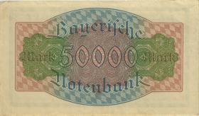 R-BAY 08: 50.000 Mark 1925 (1/1-)