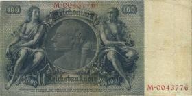 R.176a: 100 Reichsmark 1935 E/M (3)