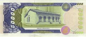 Paraguay P.218 50000 Guaranies 1998 (1)