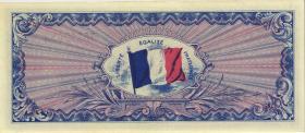Frankreich / France P.117a 50 Francs 1944 Allierte Besetzung (1)