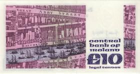 Irland / Ireland P.72a 10 Pounds 18.7.1978 (1)