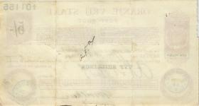 Südafrika / South Africa Orange Free State P.S683 5 Shillings 1900 (3)