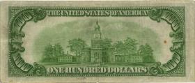 USA / United States P.433D 100 Dollar 1934 (1)