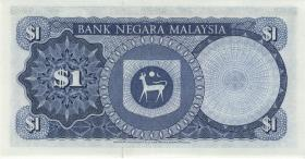 Malaysia P.07 1 Ringgit (1972-1976) (1)