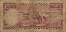Angola P.090 500 Escudos 1956 (4)