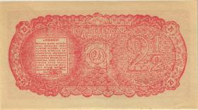 Indonesien / Indonesia P.026F 2 1/2 Rupien 1947 (1)
