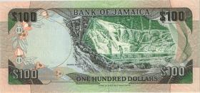 Jamaika / Jamaica P.76a 100 Dollars 1994 (1)