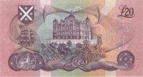 Schottland / Scotland P.118 20 Pounds 1992 (1)