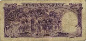 Angola P.089 100 Escudos 1956 (4)