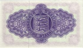 Guernsey P.42b 10 Shillings 1961 (1-)