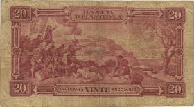 Angola P.079 20 Angolares 1944 (4)