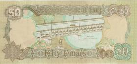 Irak / Iraq P.083 50 Dinars 1994 (1)