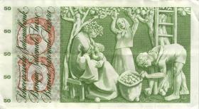 Schweiz / Switzerland P.48n 50 Franken 1974 (3)
