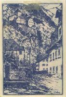 Liechtenstein P.3 50 Heller (1920) (1)