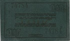 R.921k: Deutsch-Ostafrika 5 Rupien 1915 F (1-)
