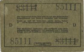 R.913a: Deutsch-Ostafrika 50 Rupien 1915 (2)