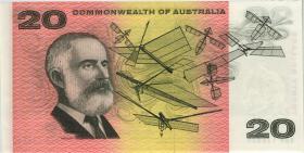 Australien / Australia P.41a 20 Dollars (1966) (2)
