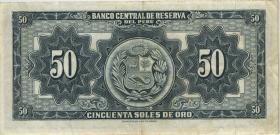 Peru P.079c 100 Soles 1959 (3)