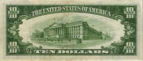 USA / United States P.430Dc 10 Dollars 1934 C (3)