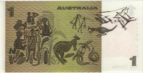 Australien / Australia P.42b1 1 Dollar (1976) (1)