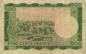 Mali P.08 500 Francs 1960 (4)