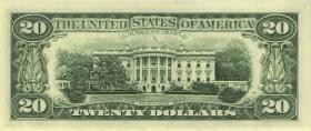 USA / United States P.500 20 Dollar 1955 J (1)