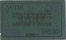 R.912Ak: Deutsch-Ostafrika 5 Rupien 1915 F (1-)