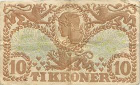 Dänemark / Denmark P.26I 10 Kroner 1935 H (3)
