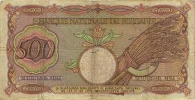 Bulgarien / Bulgaria P.055a 500 Lewa 1938 (4)