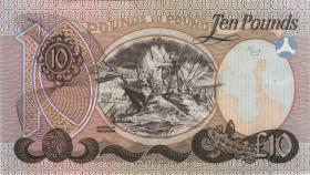 Nordirland / Northern Ireland P.007b 10 Pounds 1.1.1986 (3+)