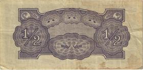 Ozeanien / Oceania P.01 1/2 Shilling (1942) (3)