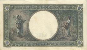 Rumänien / Romania P.052 1000 Lei 1943 (1-)