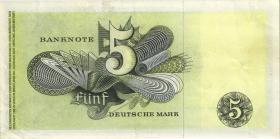 R.252c 5 DM BDL 1948 Europa Serie 10 (2+)