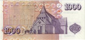 Island / Iceland P.59 1000 Kronen 2001 (2004) (1)