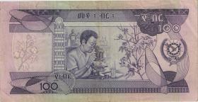 Äthiopien / Ethiopia P.34a 100 Birr (1976) (3)