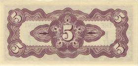 Malaya-Jap.Besetzung P.M 02a 5 Cents (1942) (1)