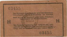 R.922c: Deutsch-Ostafrika 1 Rupie 1915 H (3)
