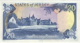Jersey P.18 20 Pounds (1989) AC 000362 (1)