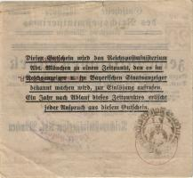 MG508.01c RPM München 10 Millionenn Mark 1923 (3+)