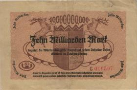 R-WTB 21b: 10 Mrd. Mark 1923 (3)