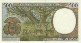 Zentral-Afrikanische-Staaten / Central African States P.301Fa 500 Francs 1994 (1)