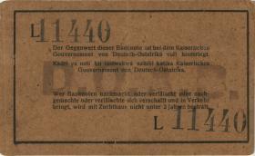 R.925i: Deutsch-Ostafrika 1 Rupie 1915 L (2)