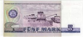 R.361b 5 Mark 1975 ZH Ersatznote (1)