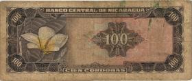 Nicaragua P.132 100 Cordobas 1979 (4)
